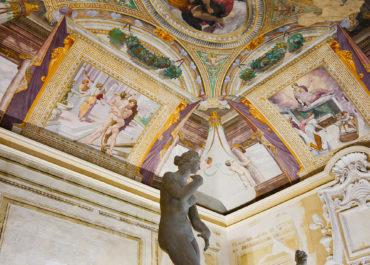 Sala Baganza, sala interna rocca di Sanvitale