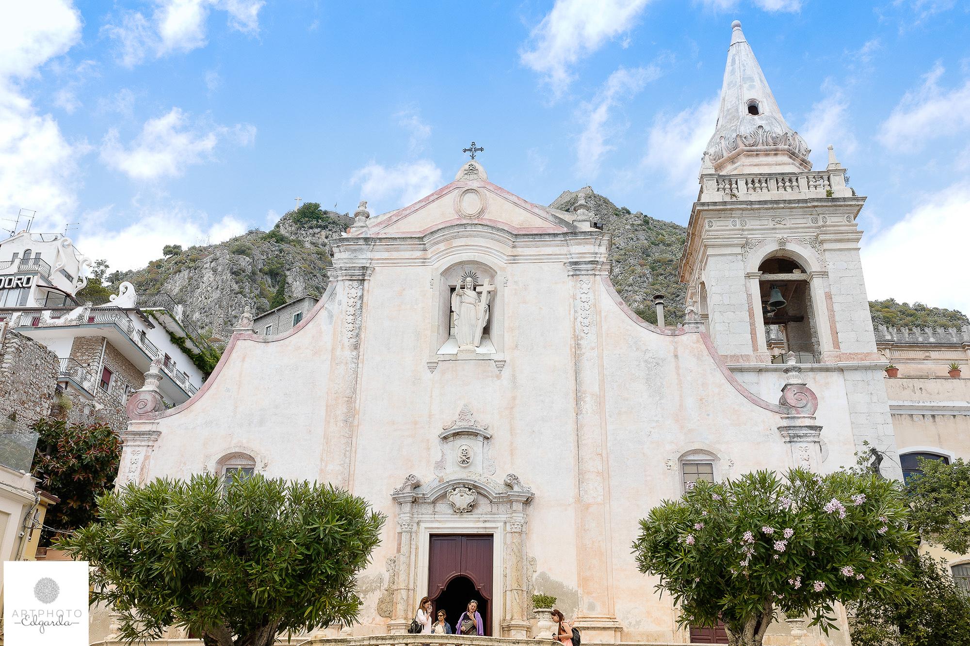Chiesa di San Giuseppe Taormina